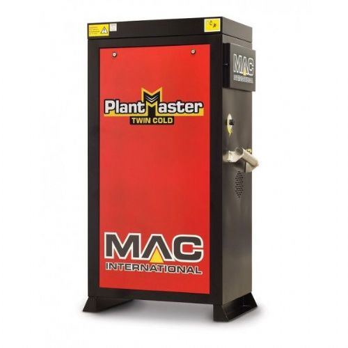 MAC Twin Cold PlantMaster 15/200 - 415V - Cold Water Pressure Washer